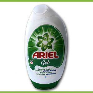 Ariel Gel WHITE 24 пранета 888-1 ml