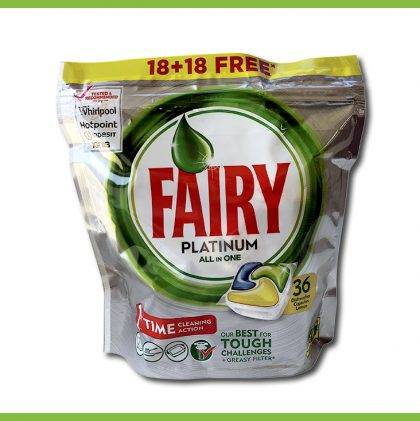 Fairy Platinum All in one 36