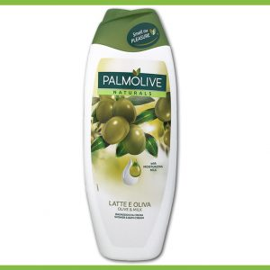 PALMOLIVE ДУШ ГЕЛ С МАСЛИНОВО МАСЛО И МЛЯКО 500ml