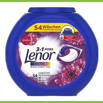 Lenor 3in1 pods