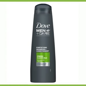 ШАМПОАН DOVE MEN + CARE FRESH CLEAN 2 IN 1 250 ml